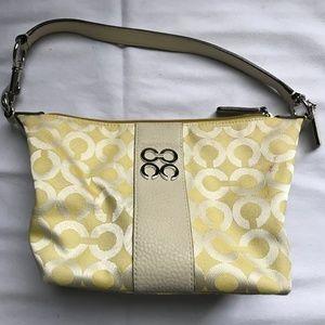 Coach mini purse